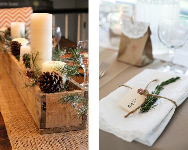 Ideas para decorar en navidad - Damigiane decorate ...