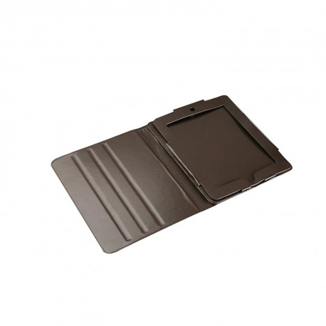 FUNDA IPAD 2 MARRON OSCURO