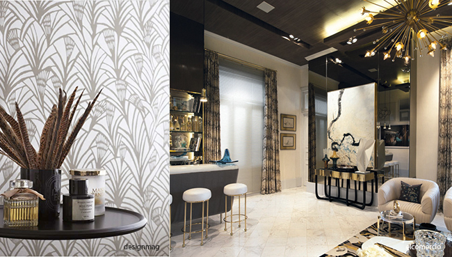 Estilo art deco versa home for Deco interiores