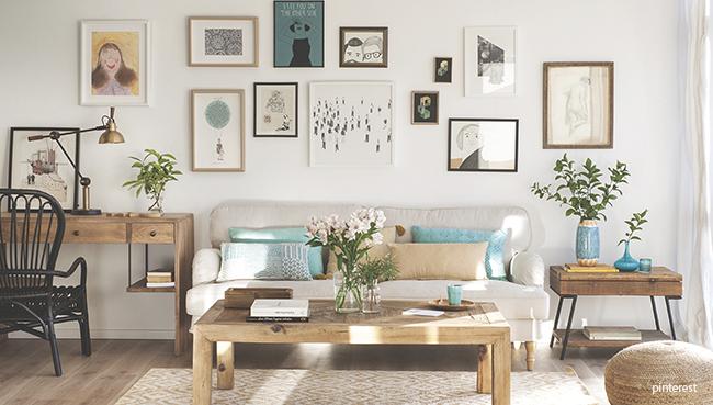 come decorare una parete con stile